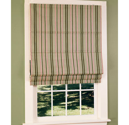 traditional window treatments by Country Curtains