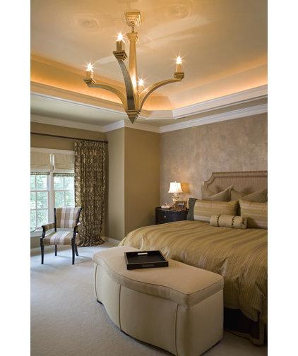 Contemporary Bedroom by Studio Ramos, LLC