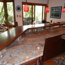 Kitchen Countertops by ASCO GRANITE COUNTERTOPS