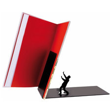 Modern Bookends by Animi Causa