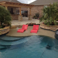 contemporary outdoor chaise lounges by Ledge Lounger LLC