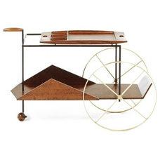 Modern Bar Carts by Espasso