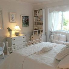 Traditional Bedroom Romantic Bedrooms