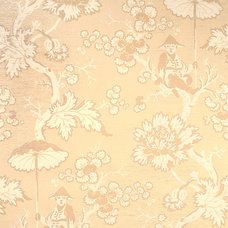Contemporary Wallpaper by inside fabric