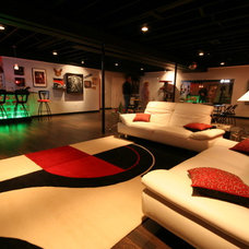 Contemporary Kids Teen Space 4