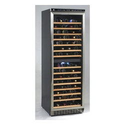 "Avanti - Avanti 24"" Wide Dual Zone Wine Cooler - Large Capacity