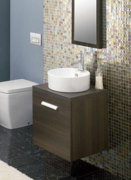 Contemporary Bathroom Vanities And Sink Consoles by Plumbonline
