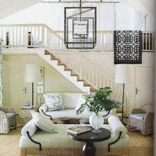 Modern  Open livingroom