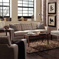 Modern Sofas by Sofas and Sectionals