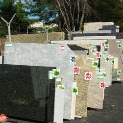 Slab Yard - Remnant pieces are a great option for small projects such as vanity tops or coffee tables. What makes remnants desirable it's not only the reduced price but also the variety of colors you can find. Granite Works, LLC