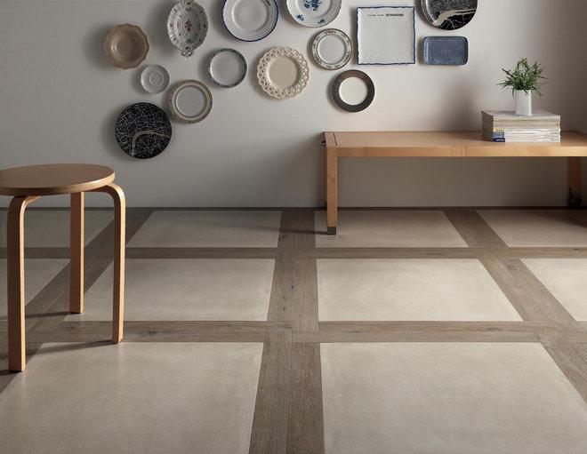 Floor Tiles Cement Looks Interpreted