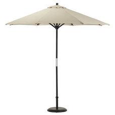 Outdoor Umbrellas Outdoor Umbrella + Stand