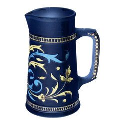 EuroLux Home - 1930 French Pitcher Consigned Vintage Kitchenware - Product Details