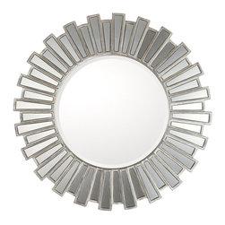 Capital Lighting - Capital Lighting Transitional Round Wall Mirror X-970404M - Capital Lighting Transitional Round Wall Mirror X-970404M
