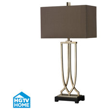 Transitional Table Lamps by Lighting New York
