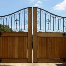 Home Fencing And Gates by San Diego Gate Repair