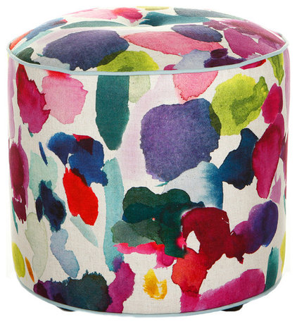 Contemporary Footstools And Ottomans by Amara