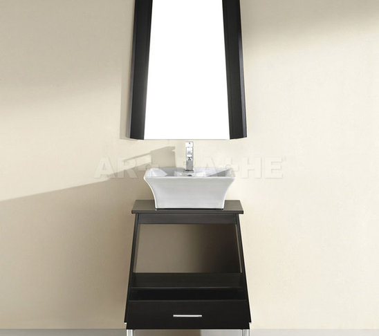 Creative Bathroom Vanities And Sinks For Small Spaces  WP2B