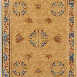 Karastan English Manor 2120-00588 Mandarin Rug