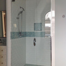 Contemporary Shower Doors by GlassOne Chicago, Inc.