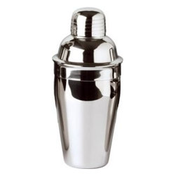 Franmara - 12 Ounce Stainless Steel Cocktail Shaker Set with Smooth Chrome Design - This gorgeous 12 Ounce Stainless Steel Cocktail Shaker Set with Smooth Chrome Design has the finest details and highest quality you will find anywhere! 12 Ounce Stainless Steel Cocktail Shaker Set with Smooth Chrome Design is truly remarkable.