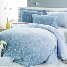Contemporary Duvet Covers by Bedding online shopping