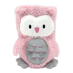 foufoubaby - My Pet Blankie™ -  Olivia the Owl - This 3-in-1 blanket and plush toy is a new and innovative roll-up plush blanket that transforms into a cute plush toy; huggable and lovable for infants and children of all ages. When unrolled, the blanket is made of hypoallergenic, snuggly soft, fleecy material that is completely machine-washable and stuffing free.