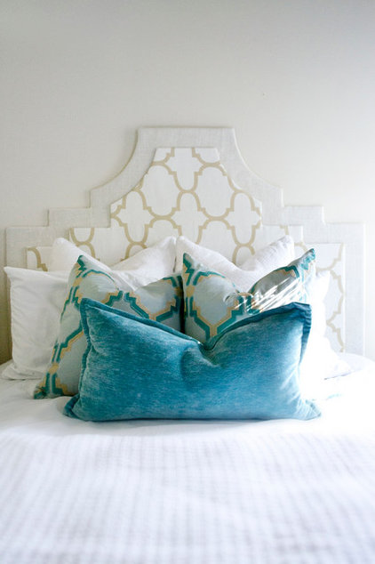 High End Look For Less Make A Layered Headboard For 20