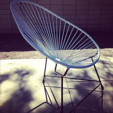 Modern Outdoor Chairs Acapulco chair