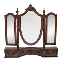 EuroLux Home - New Mirror Victorian CD-21 - Product Details