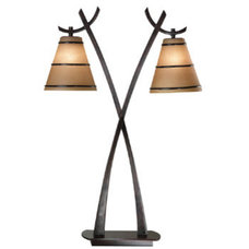Asian Table Lamps by Grandin Road