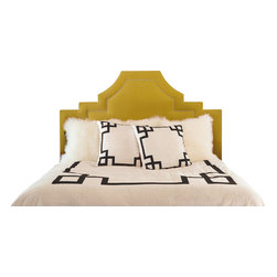 Jill Sorensen Lifestyle - Black Key Duvet Cover - Modern, fun & chic!  This luxurious bedding collection adds stylish graphics to any bedroom.
