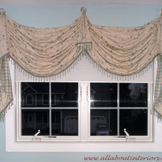 Traditional Curtains by All About Interiors LLC