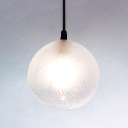Ridgely Studio Works - Ridgely Studio Works | Globe Small Pendant Light - Design by Zac Ridgely, 2014.