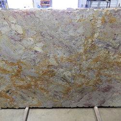 Typhoon Bordeaux Granite - Stone Center