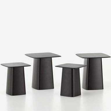 Vitra - Vitra   Leather Side Table - Design by Ronan and Erwan Bouroullec, 2014.