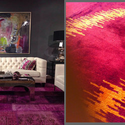 Rugs and Spaces -