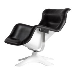 Karuselli lounge chair - KARUSELLI LOUNGE CHAIR