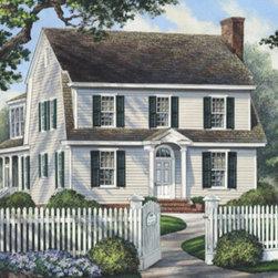 House Plan 137-259 -