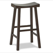 asian bar stools and counter stools by Pottery Barn