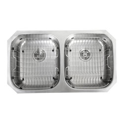 Kraus - Kraus RB-22 Stainless Steel Rinse Basket - The Kraus Rinse basket is the ideal accessory for any kitchen sink