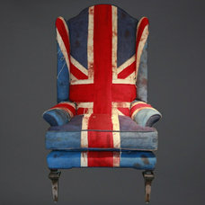 Eclectic Armchairs Eclectic Armchairs