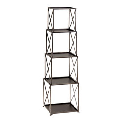 Cyan Design - Cyan Design Lighting 04719 Small Surrey Etagere - Cyan Design 04719 Small Surrey Etagere