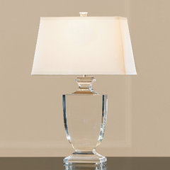 traditional table lamps by restorationhardware.com