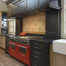 BlueStar Ranges and Cooktops / Palatable Palettes: 8 Great Kitchen Color Schemes