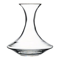 Hospitality Glass - 9H 33.25 oz Decanter 4 Ct - 33.25 oz Decanter