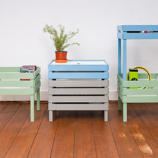 eclectic storage boxes by kieserspath.de