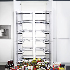 pantry by Clever Storage by Kesseb&ouml;hmer
