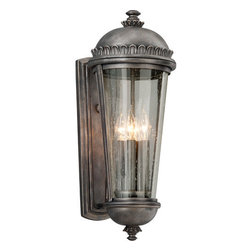 "Troy Lighting - Troy Lighting B3563 Ambassador 4 Light 22"" Outdoor Wall Sconce - Features:"