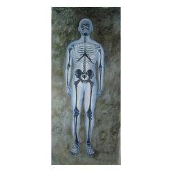 NOIR - NOIR Furniture - X-Ray Front Artwork - PAINT016 - Features: